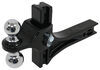 Ball Mounts 63071 - Drop - 6 Inch,Rise - 5 Inch - Pro Series
