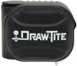 "Draw-Tite QSP Trailer Hitch Silencer and Cover for 2"" Hitch Receivers"