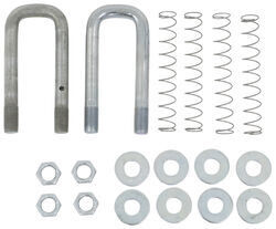 Replacement U-Bolt Safety Chain Kit for Remov-A-Ball Gooseneck Hitch