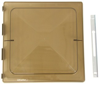 Vent Cover For Jensen Trailer Roof Vents Smoke Ventmate