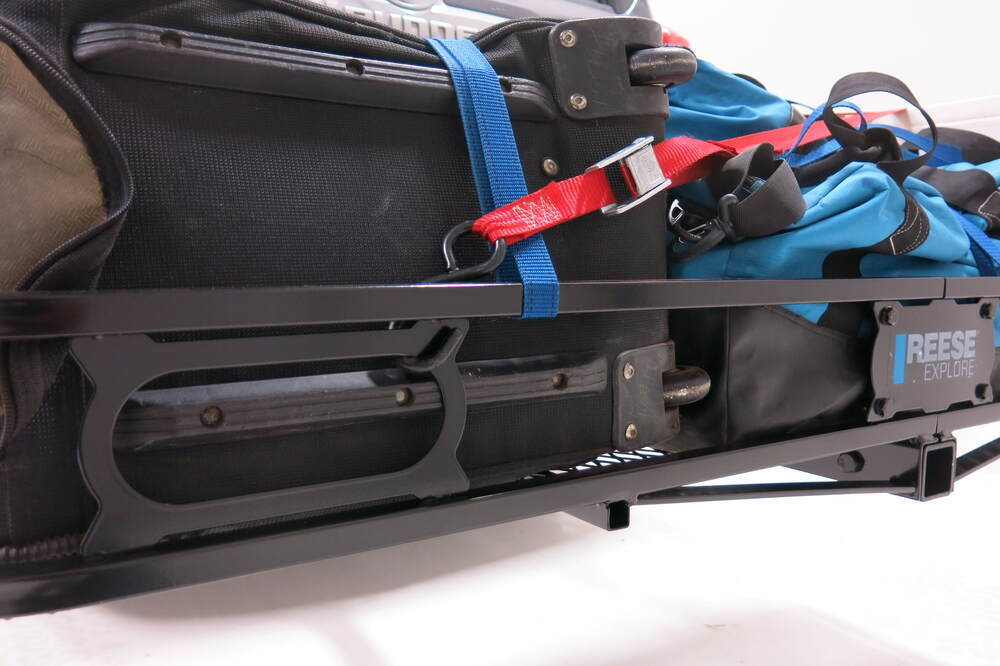 24x60 Reese Cargo Carrier for 2