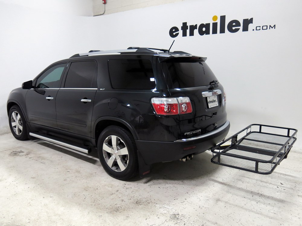 2011 gmc acadia 24x60 reese cargo carrier for 2 hitches steel 500 lbs. Black Bedroom Furniture Sets. Home Design Ideas