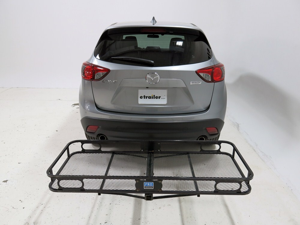 2016 Mazda Cx 5 24x60 Reese Cargo Carrier For 2 Quot Hitches