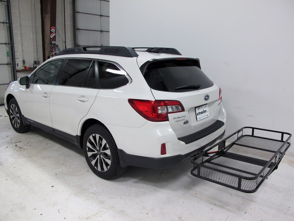subaru outback wagon 24x60 pro series cargo carrier for 2. Black Bedroom Furniture Sets. Home Design Ideas