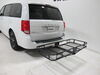 Reese Fixed Carrier Hitch Cargo Carrier - 63153 on 2018 Dodge Grand Caravan