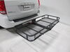 Hitch Cargo Carrier 63153 - Heavy Duty - Reese on 2018 Dodge Grand Caravan