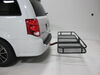 Reese Hitch Cargo Carrier - 63153 on 2018 Dodge Grand Caravan