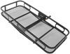 "20x47 Tow Ready Cargo Carrier for 1-1/4"" Hitches - Steel - 300 lbs"