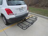 Reese Hitch Cargo Carrier - 63155 on 2015 Chevrolet Trax