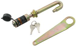 "Draw-Tite J-Pin Stabilization Pin and Barrel Lockset for 2"" Trailer Hitches"