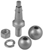 "Tow Ready Interchangeable Hitch Ball Set with 2"" and 2-5/16"" Hitch Balls"