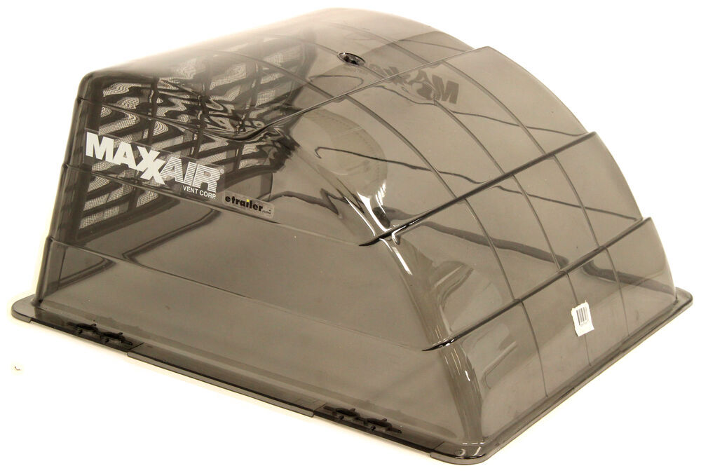 Maxxair Standard Vent Cover Smoke Maxxair Rv Vents And