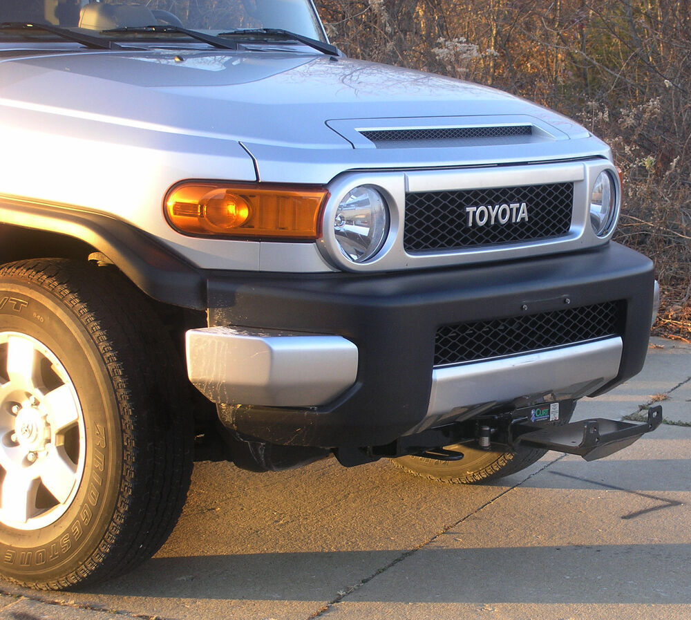 Compare Front Mount Trailer Vs Curt Hitch Toyota Fj Wiring Draw Tite Electric Winch 6495 On 2007 Cruiser