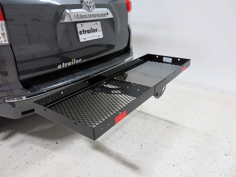 """Class Iv Hitch >> 20x60 Draw-Tite Cargo Carrier for 2"""" Hitches - Steel - 500 lbs Draw-Tite Hitch Cargo Carrier 6501"""
