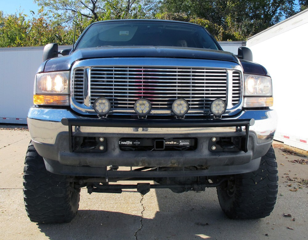 2000 ford f 250 and f 350 super duty front hitch draw tite. Black Bedroom Furniture Sets. Home Design Ideas