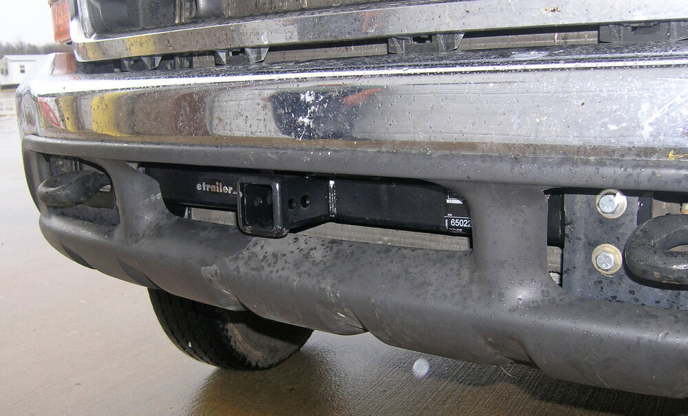 2007 ford f 250 and f 350 super duty front hitch draw tite. Black Bedroom Furniture Sets. Home Design Ideas