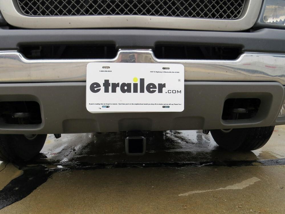 Trailer Hitch Installation 2012 Chevrolet Silverado Html