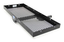 "20x48 Pro Series Cargo Carrier for 2"" Hitches - Steel - Folding - 500 lbs"