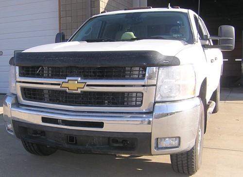 2009 Chevrolet Silverado Front Hitch - Draw-Tite