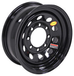 "Taskmaster Steel Modular Trailer Wheel - 16"" x 6"" Rim - 8 on 6-1/2 - Black"