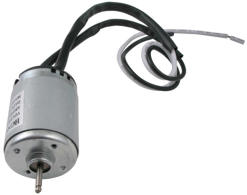 Replacement Jensen Vent Motor 12v With D Shaft Hengs