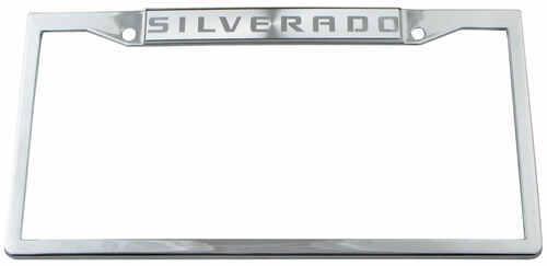 Compare vs Chevy License Plate   etrailer.com