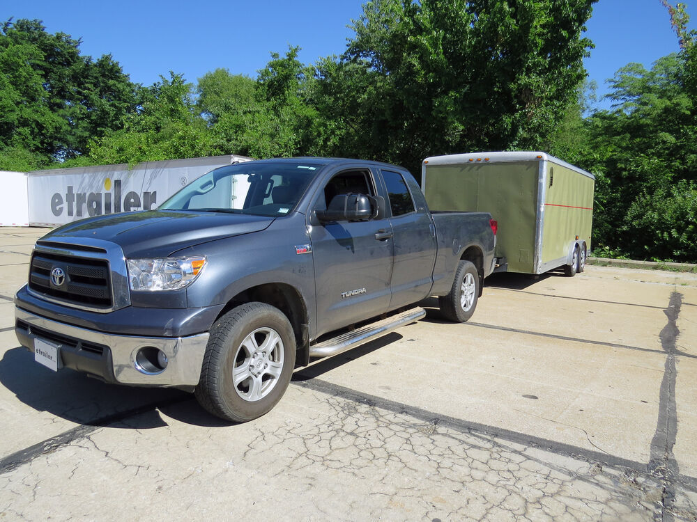 2015 Toyota Tundra Towing Mirrors >> Toyota Tundra Clip-On Towing Mirror