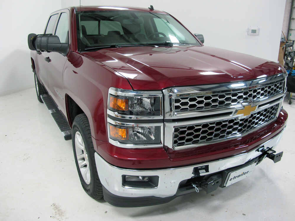 2014 Chevrolet Silverado 1500 Custom Towing Mirrors Cipa