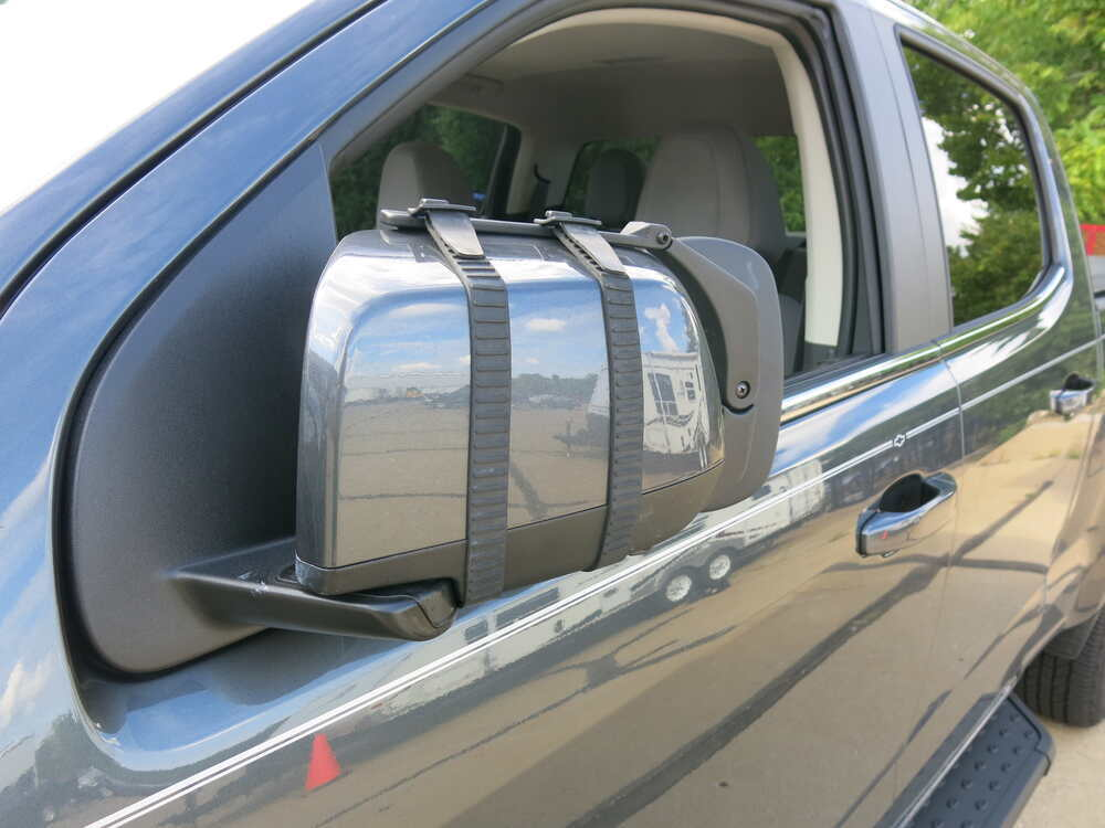 2016 chevrolet colorado cipa universal towing mirror. Black Bedroom Furniture Sets. Home Design Ideas