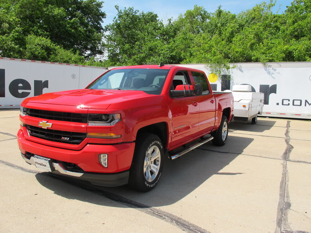 2017 chevrolet silverado 1500 custom towing mirrors cipa. Black Bedroom Furniture Sets. Home Design Ideas