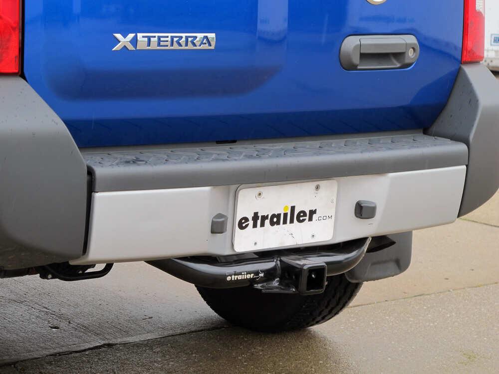 Trailer Hitch 70760   3500 Lbs GTW   Hidden Hitch On 2013 Nissan Xterra