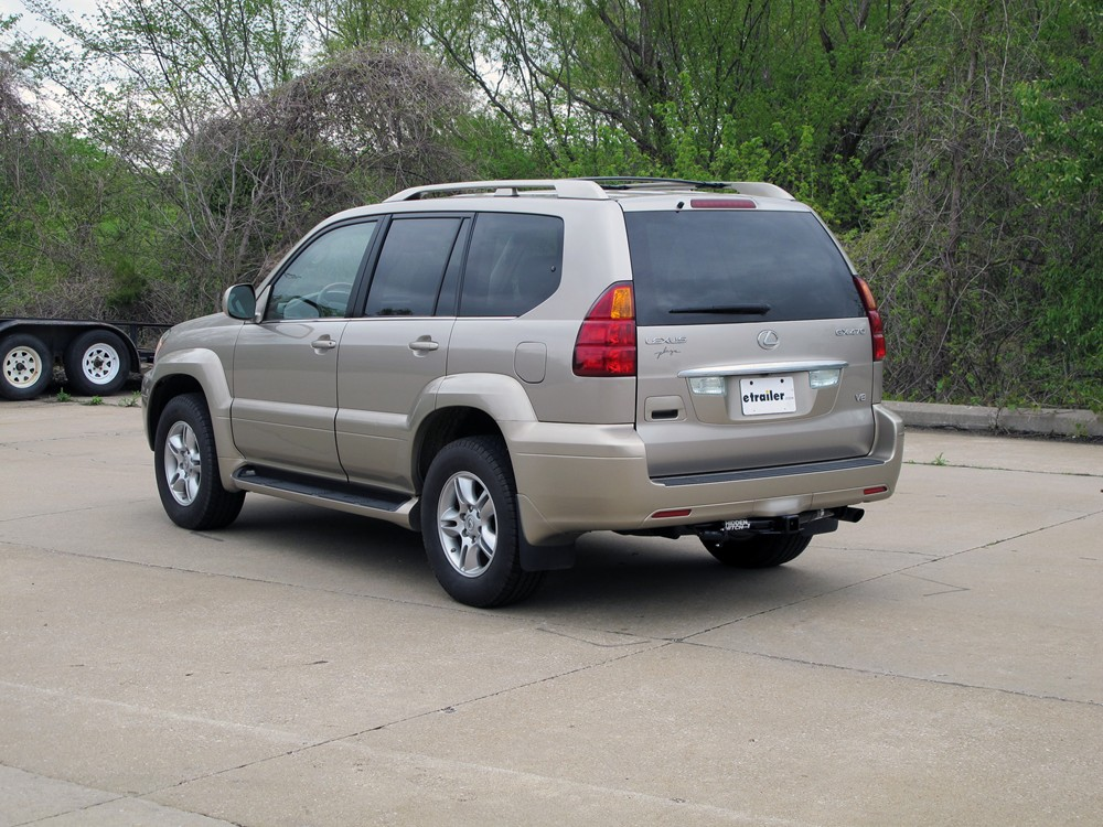2003 lexus gx 470 trailer hitch hidden hitch. Black Bedroom Furniture Sets. Home Design Ideas