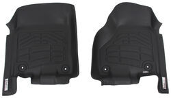 Westin Sure-Fit Custom Auto Floor Liners - Front - Black