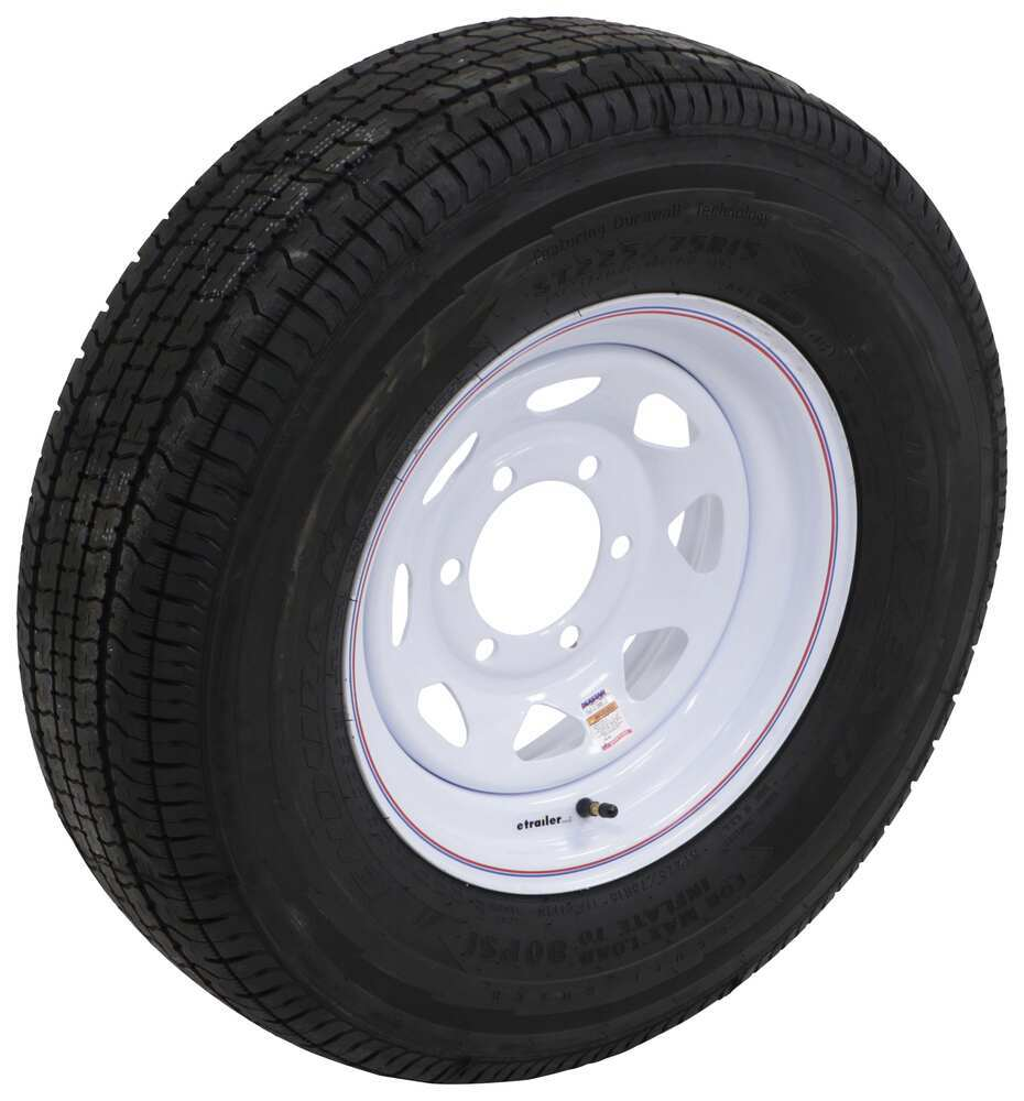 Goodyear 6 on 5-1/2 Inch Tires and Wheels - 724857519A