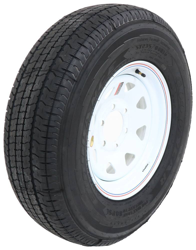 Goodyear Standard Rust Resistance Tires and Wheels - 724858519AT