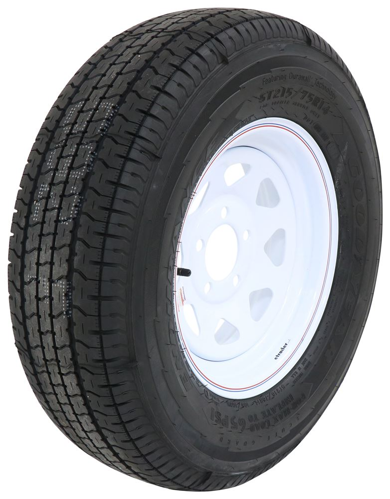 Tires and Wheels 724865519A - Radial Tire - Goodyear