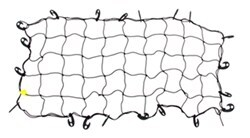 "Rola Stretchable Cargo Net - 30"" Wide x 48"" Long"