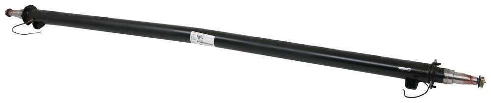 "Dexter Trailer Axle Beam with E-Z Lube Spindles - 95"" Long - 6,000 lbs 95 Inch Long 7461121"