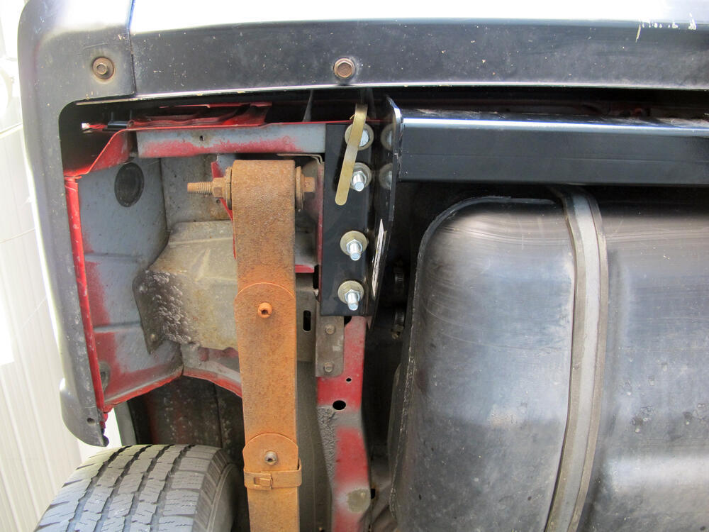 2000 Jeep Cherokee Draw-Tite Max-Frame Trailer Hitch ...