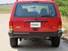Draw-Tite Custom Fit Hitch - 75054 on 1998 Jeep Cherokee