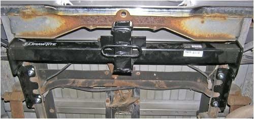 "Draw Tite Hitch >> 2001 Dodge Dakota Draw-Tite Max-Frame Trailer Hitch Receiver - Custom Fit - Class III - 2"""
