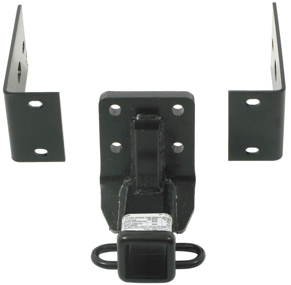 "Draw-Tite Max-Frame Trailer Hitch Receiver - Custom Fit - Class III - 2""  Draw-Tite Trailer Hitch 75087"
