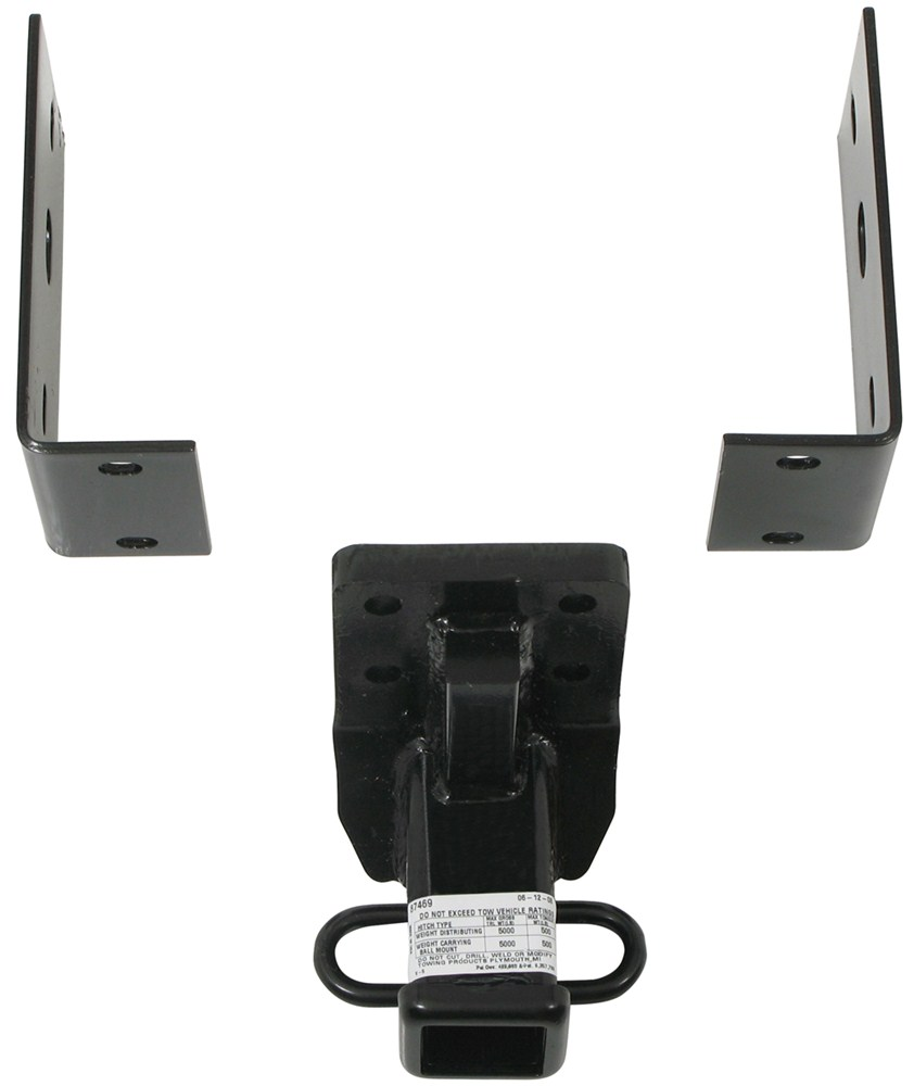 Compare Vs Draw Tite Max Frame Brake Controller Wiring Diagram Custom Fit Hitch 75087