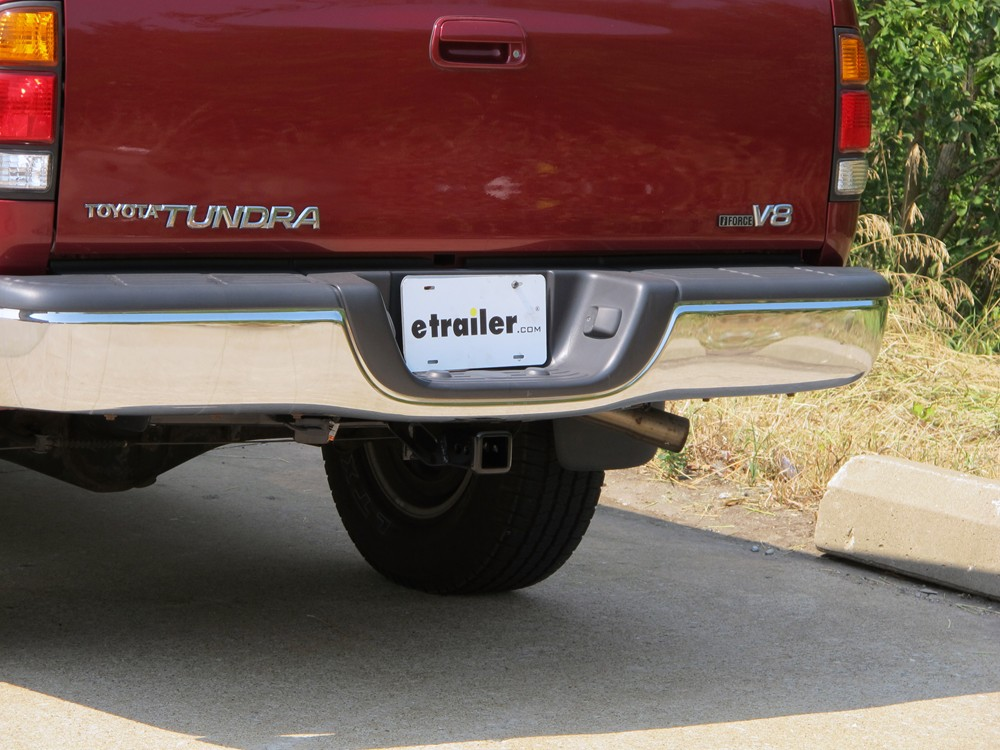 2000 Toyota Tundra Trailer Hitch Draw Tite