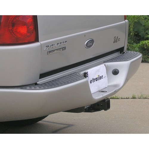 Draw-Tite Max-Frame Trailer Hitch Receiver