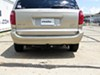 75119 - Class III Draw-Tite Custom Fit Hitch on 2003 Dodge Grand Caravan