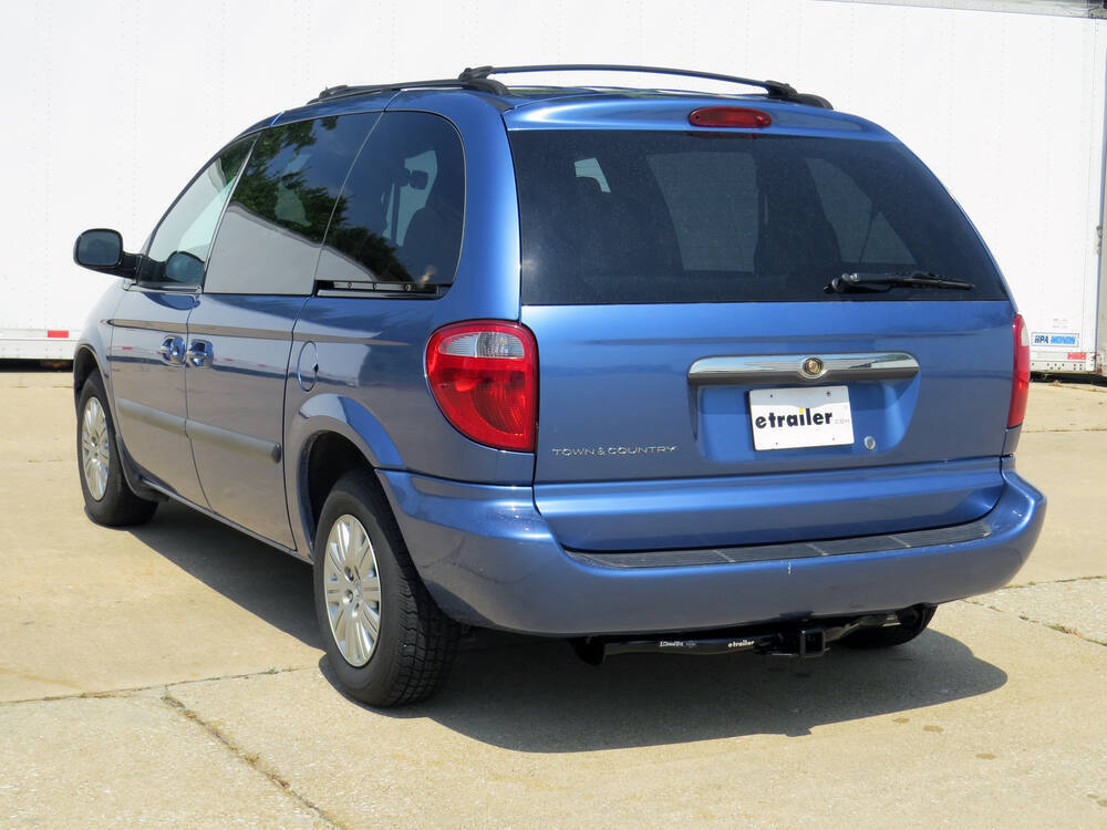2007 Chrysler Town And Country Trailer Hitch
