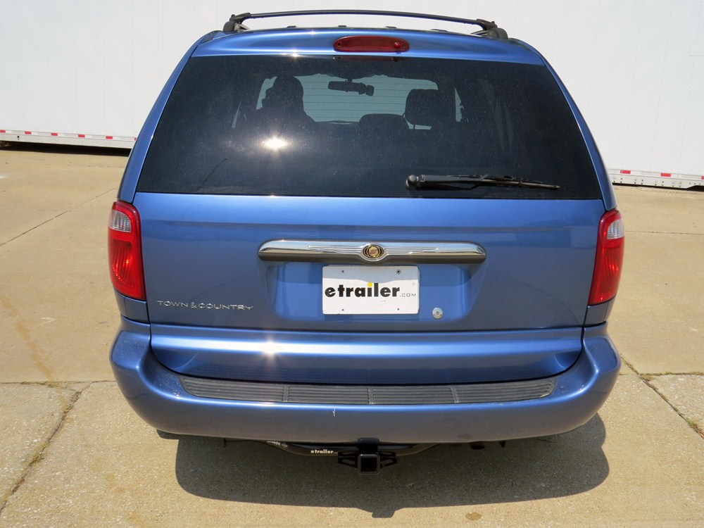 2003 Chrysler Town And Country Trailer Hitch
