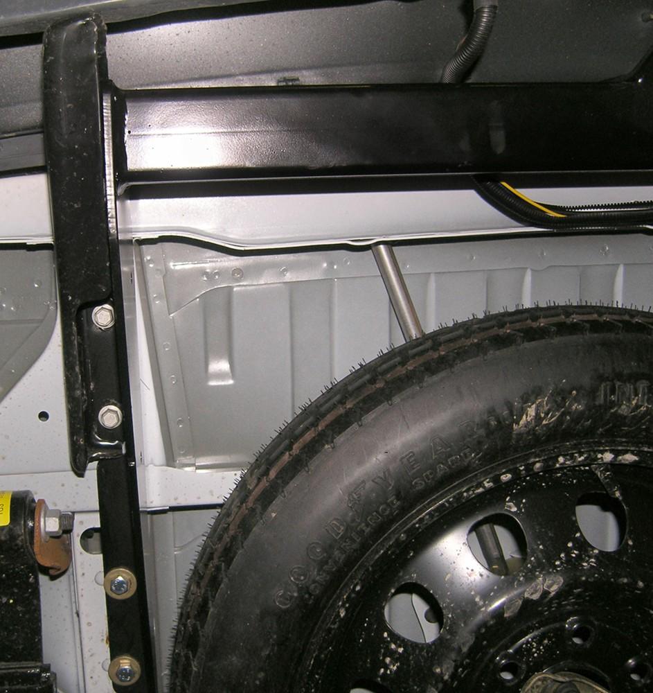 1993 Chevrolet Astro Draw-Tite Max-Frame Trailer Hitch