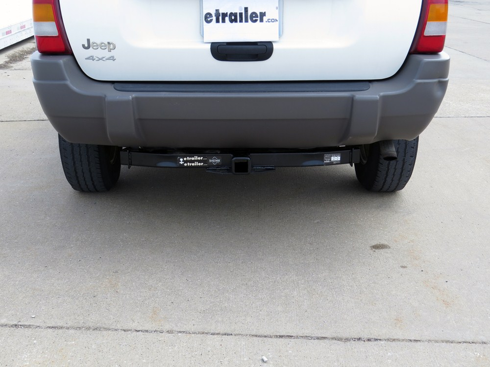 Jeep grand cherokee trailer hitch draw tite
